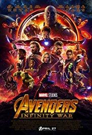 Avenger Infinity War poster