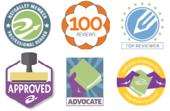 netgalley all badges